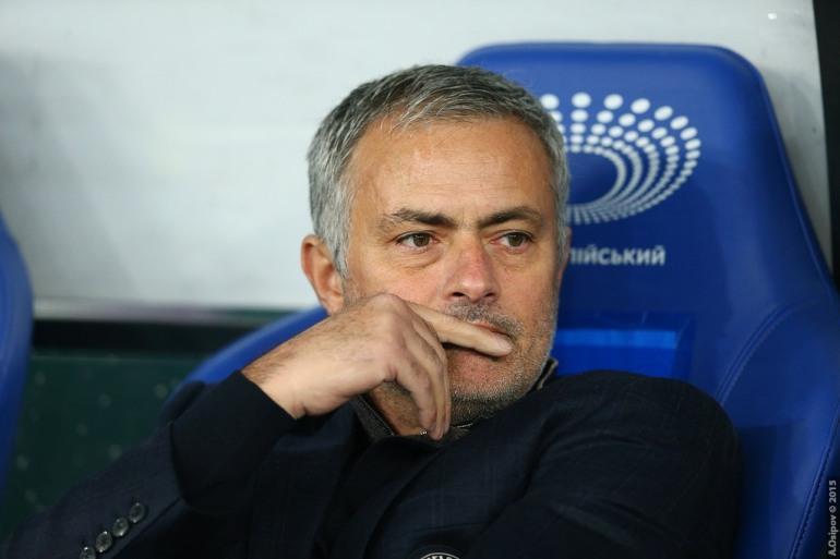 Mourinho thinking