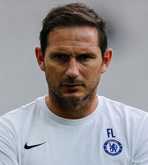 Frank Lampard worried